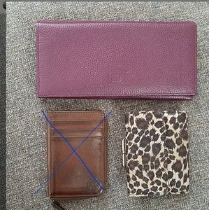 Free wallet if you bundle with min $20 purchase